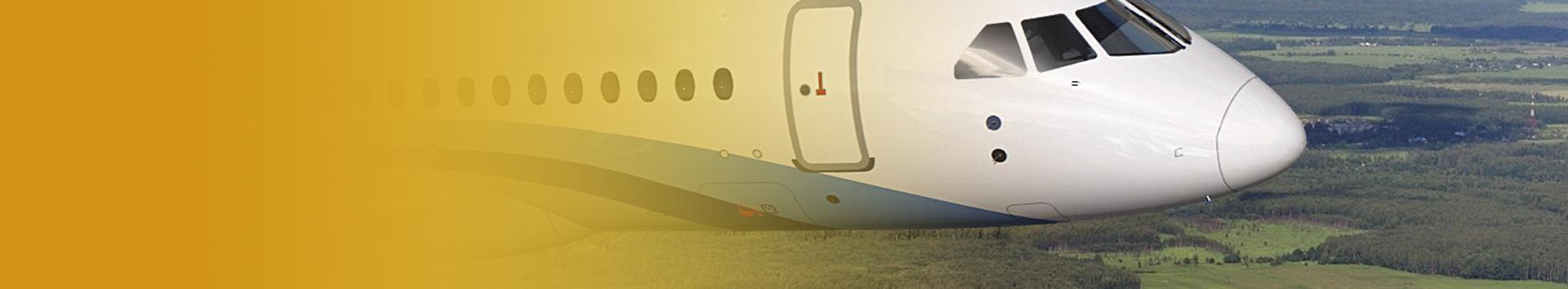 header cabecera aereo air