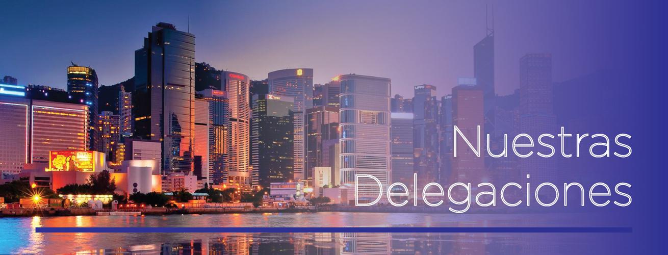 nuestras delegaciones